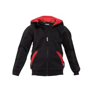 Dassy Watson Childrens Hooded Sweat Jacket