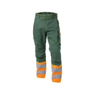 Dassy Phoenix High Vis Work Trousers