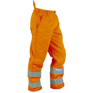 High Vis Chainsaw Trousers Type 'C' SIP1SRH