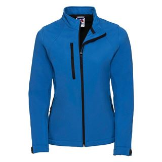 Russell R140F Ladies Waterptoof Soft Shell Jacket