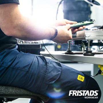New Fristads ESD Workwear Collection Now Available at Granite Workwear