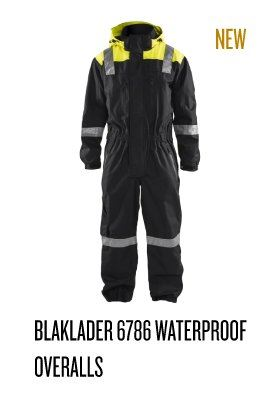 Blacklader Waterproof Overalls