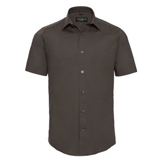 Russell 947M Fitted Stretch Shirt