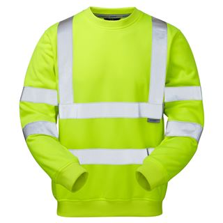 Pulsar P527 High Vis Sweatshirt