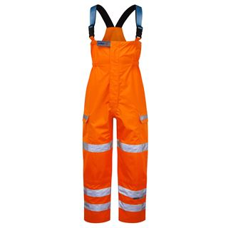 Pulsarail PR504 Waterproof Bib and Brace Overalls