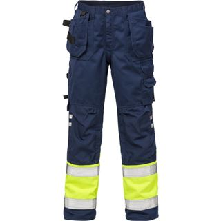 Fristads High Vis Craftsman Trousers 2029