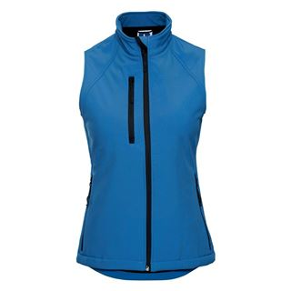 Russell R141F Womens Soft Shell Body Warmer