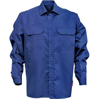 Fristads Long Sleeve Cotton Work Shirt 7386