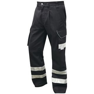 Leo CT02 Ilfracombe Cargo Work Trousers