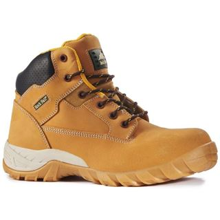 Rock Fall Flint Safety Boots