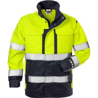 Fristads 4590 High Vis Yellow Womans Arc Jacket
