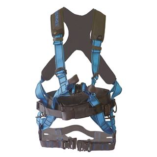 Tractel 4 Point Electra Harness