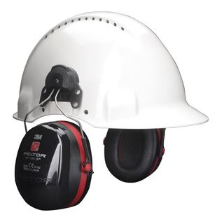 Peltor G3000 Helmet & Optime 3 Ear Defender Set