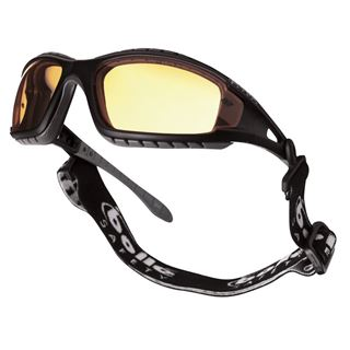 Bolle Tracker Yellow safety glasses