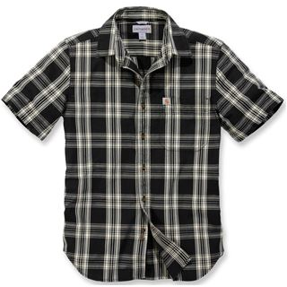 Carhartt Short Sleeve Plaid Shirt