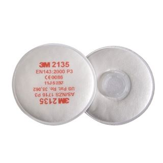 3M 2135 FFP3 Filters for the 7502 Half Mask