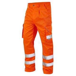 Leo CT01 Bideford High Vis Cargo Trouser