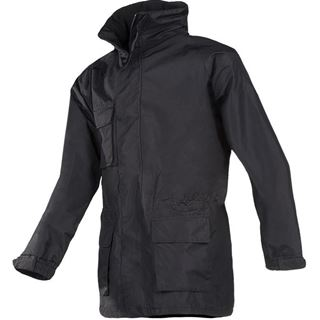 Rowe 3 in 1 raincoat with softshell jacket
