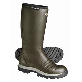Skellerup Quatro Insulated Knee Wellingtons