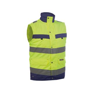 Dassy Bilbao High Vis Body Warmer