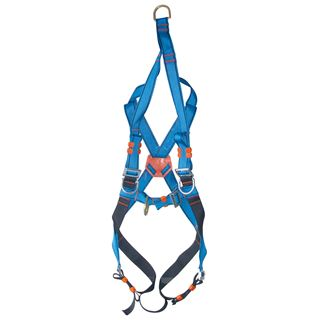 Tractel HT22R Rescue Harness with overhead recovery strap