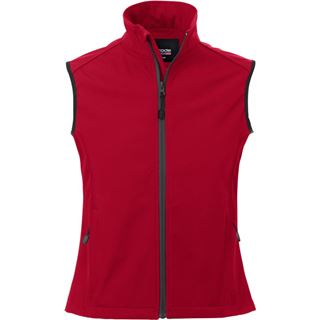 Acode Ladies Soft Shell Body Warmer 1507 by Fristads