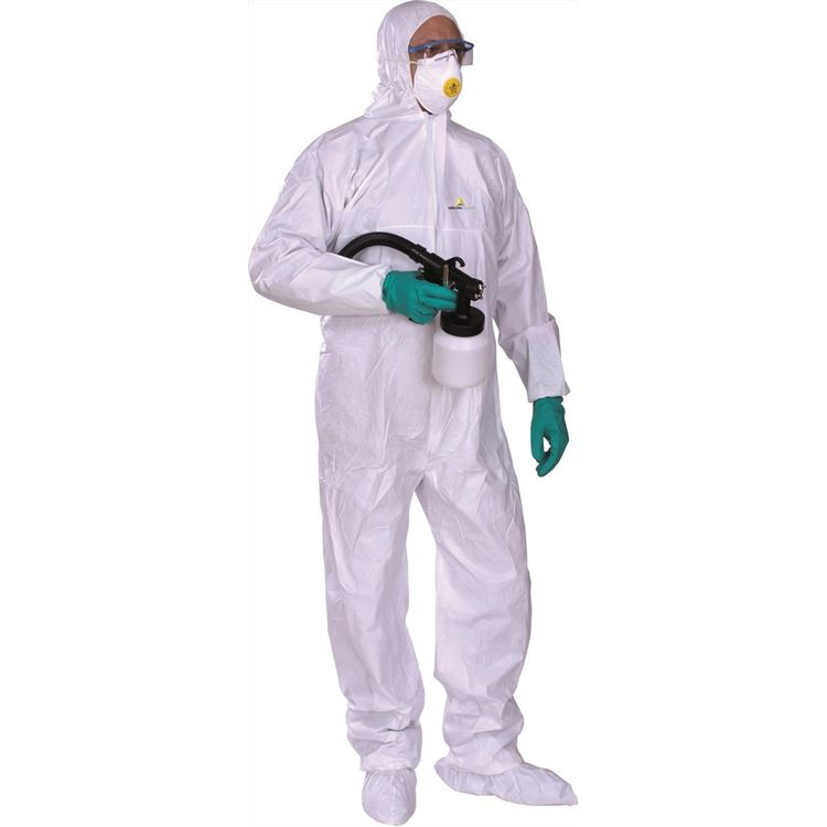 Delta Plus DT115 Chemical & Anti Static Disposable Overalls
