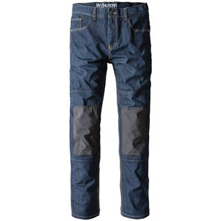 FXD WD-1 Denim Work Trousers with Knee Pad Pockets.