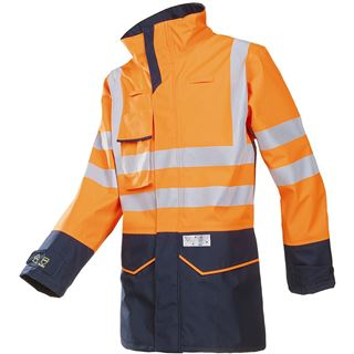 Sioen Orrington 7227 Class 1 Arc FR High Vis Jacket