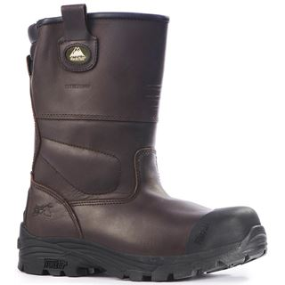 Rock Fall RF70 Texas Safety Rigger Boots