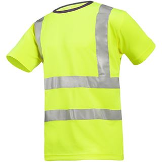 Sioen 3866 High Vis Yellow T-shirt