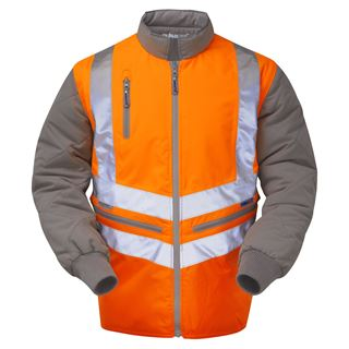 Pulsarail PR498 High Vis Body Warmer