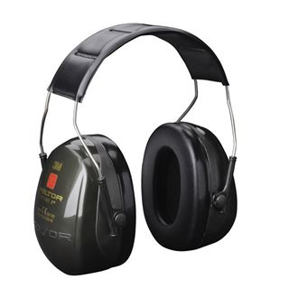 Peltor Optime 2 Headband Ear Defenders