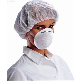 Delta Plus MASQU Hygienic Dust Masks Box of 50
