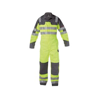 Dassy Spencer High Vis Yellow Multi-Norm Overall