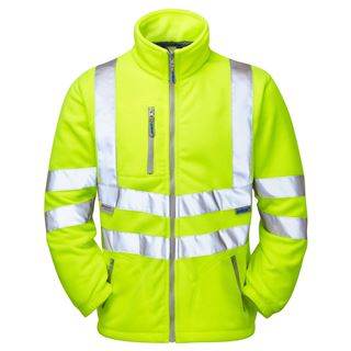 Pulsar P507 High Vis Polarfleece Jacket