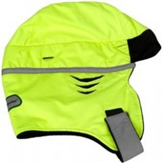 High Vis Yellow Safety Helmet Liner