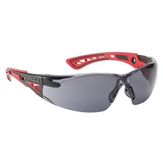Bolle Rush Smoke Safety Glasses