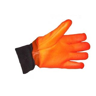 Thermal High Vis PVC Gloves