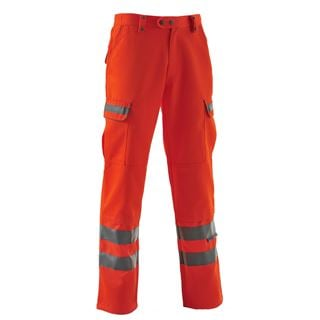 Pulsarail PR336LDS Ladies High Vis Trousers