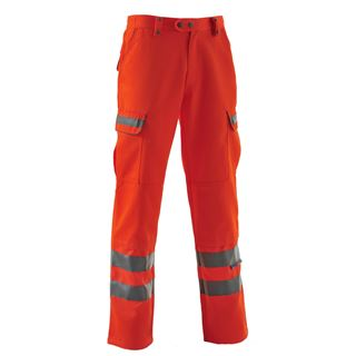 Pulsarail PR336LDS Special Offer Ladies High Vis Trousers