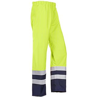 Sioen Kamber 7235 High Vis Yellow FR Overtrousers