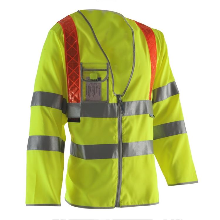 Pulsar P413 High Vis Traffic Management Vest
