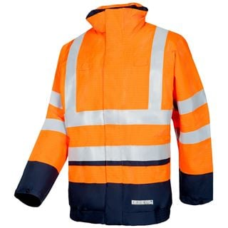 Sioen 9495 Waddington Multi Norm Orange High Vis Jacket