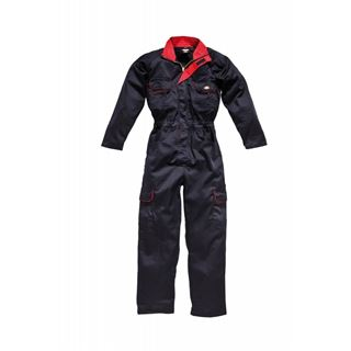 Dickies Ladies Zip Front Overalls