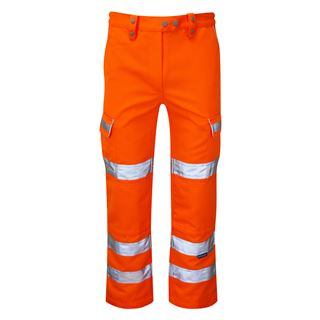 Pulsarail PR336LDS2 Ladies High Vis Trousers